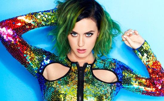 """Katy Perry là ca sĩ kiếm tiền """"khủng"""" nhất năm 2015"""