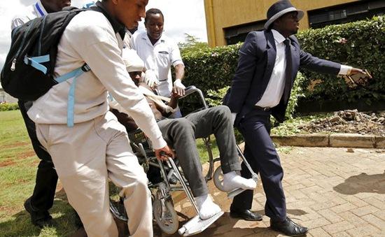 Tưởng diễn tập là tấn công khủng bố, hơn 30 người Kenya thương vong