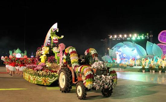 Chính thức khai mạc Festival hoa Đà Lạt 2015