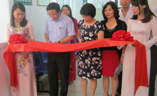 Khai trương phòng tư vấn và hỗ trợ cai nghiện thuốc lá tại Hà Nội