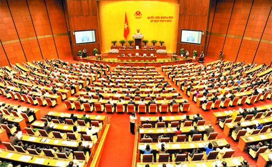 Quốc hội thảo luận về dự thảo Bộ luật tố tụng dân sự (sửa đổi)
