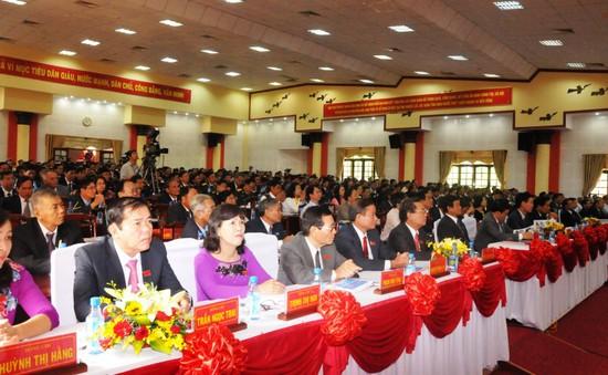Khai mạc Đại hội Đại biểu Đảng bộ tỉnh Bình Phước