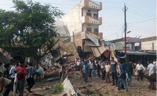 Nổ khí gas tại Ấn Độ, ít nhất 20 người chết