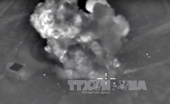Nga không kích các cơ sở lọc dầu do IS kiểm soát