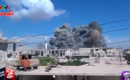 Còn nhiều tranh cãi xung quanh cuộc không kích của Nga tại Syria