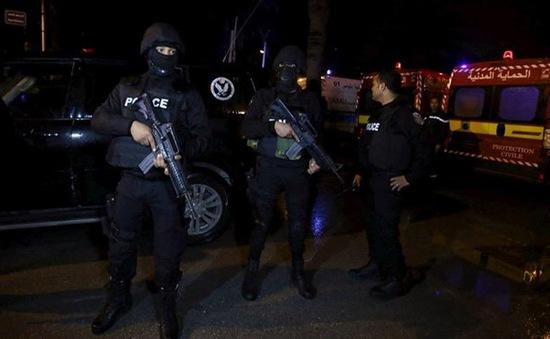 Đánh bom khủng bố tại Tunisia, ít nhất 14 người thiệt mạng