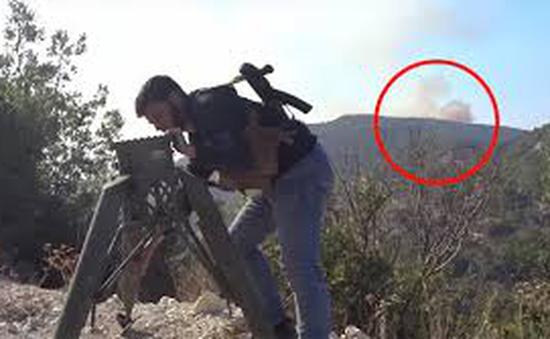 Thêm 1 máy bay trực thăng Nga bị tên lửa bắn hạ tại Syria