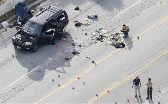 Điều tra vụ xả súng tại Bernardion (Mỹ) theo hướng khủng bố