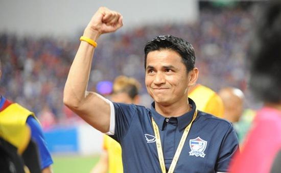ĐT Thái Lan quyết giành 3 điểm trên sân Mỹ Đình