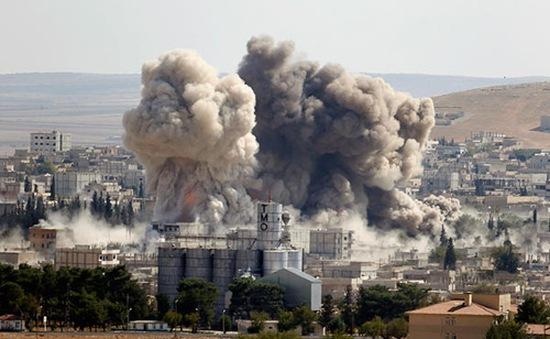 IS bị đẩy lui hoàn toàn khỏi Kobani