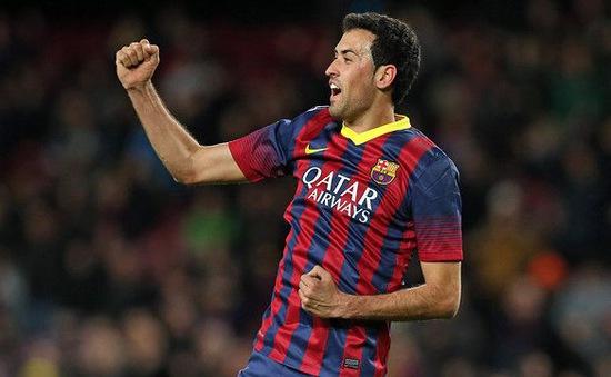 500 triệu Euro mới mua được Busquets của Barcelona