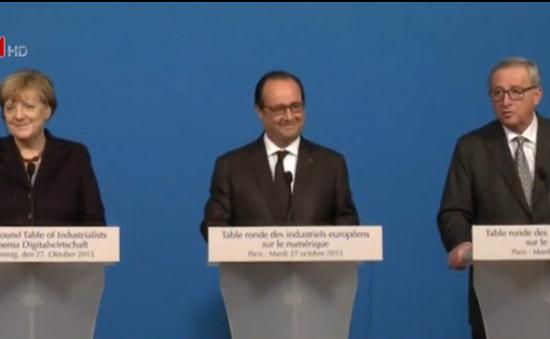 Hội nghị Thượng đỉnh kỹ thuật số tại Pháp chính thức khai mạc