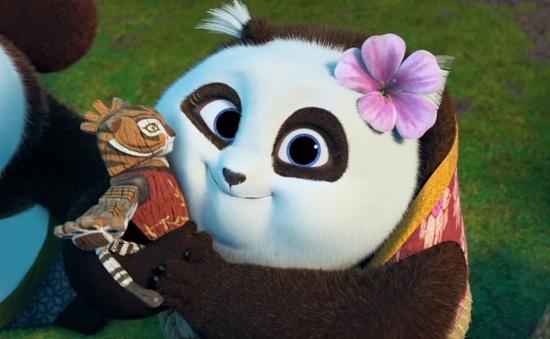 'Kung Fu Panda 3' hé lộ trailer đầu tiên cực đáng yêu