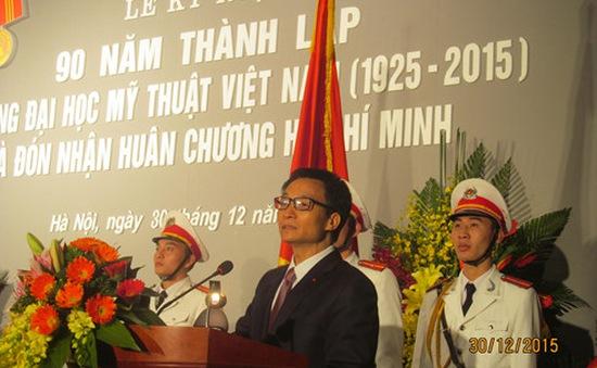 Kỷ niệm 90 năm thành lập trường Đại học Mỹ thuật Việt Nam