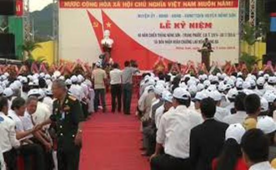 Quảng Nam tổ chức kỷ niệm 40 năm giải phóng huyện Tiên Phước