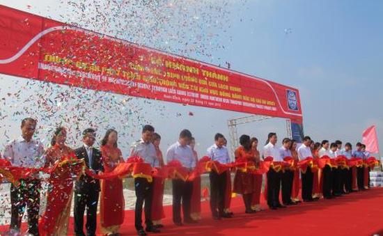 Nam Định: Khánh thành cụm công trình luồng qua cửa Lạch Giang