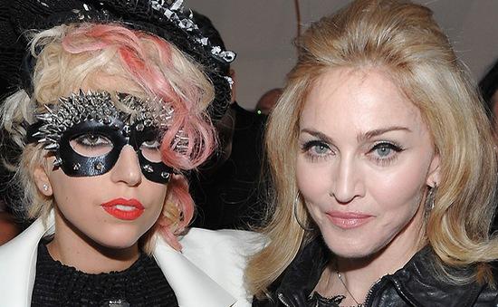Madonna: Tôi không nghĩ Lady Gaga muốn vương miện của tôi