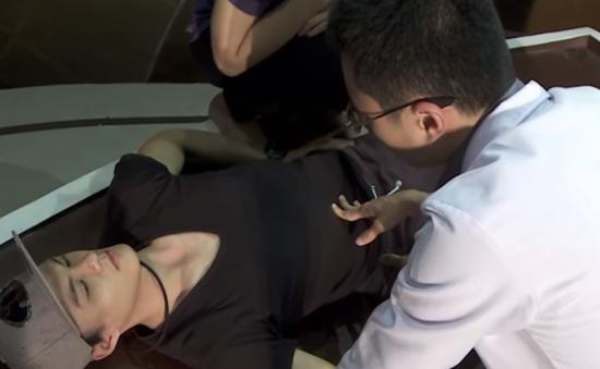 Bước nhảy ngàn cân 2015: Lâm Vinh Hải bất ngờ rời cuộc chơi