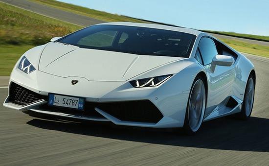 Lamborghini lập kỷ lục doanh số 2014