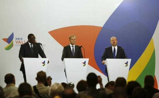 EU chi 1,8 tỷ Euro hỗ trợ châu Phi