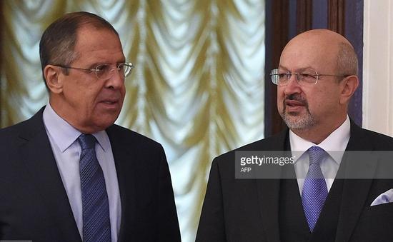 Nga và OSCE thảo luận về khủng hoảng Ukraine và Syria