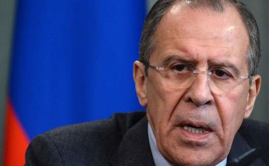 Nga kêu gọi các nước thay đổi quan điểm trong vấn đề Syria