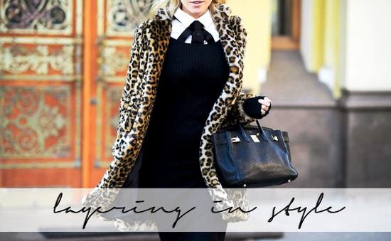 Mặc đẹp theo phong cách layer