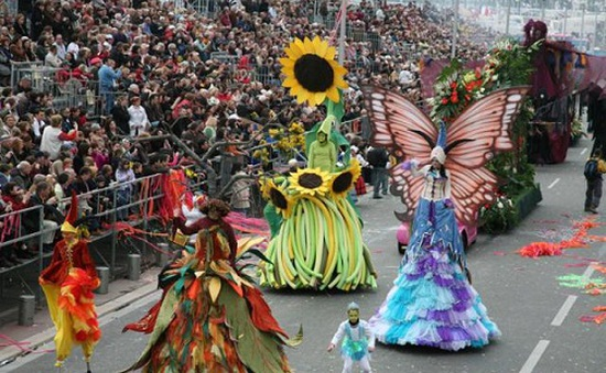 Bỉ tăng cường an ninh mùa lễ hội