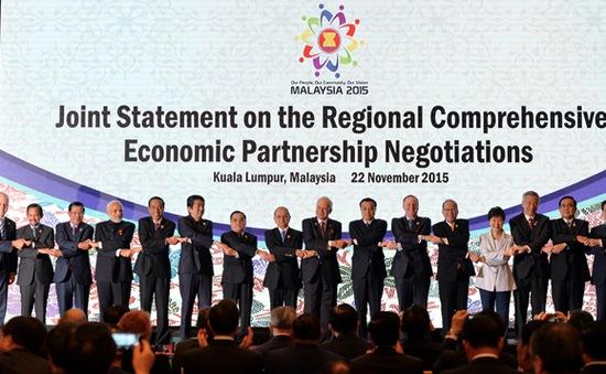 Hiệp định RCEP chưa đạt được thỏa thuận cuối