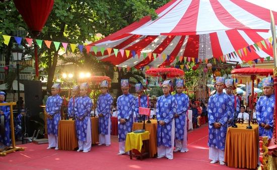 Lễ hội đình làng Hải Châu và đình làng Thạc Gián