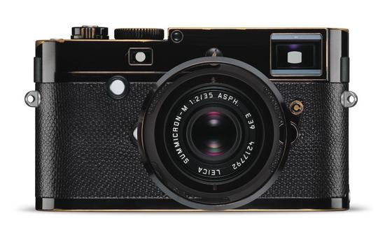 Leica M-P 'Correspondent' - Độc đáo với nét cổ điển