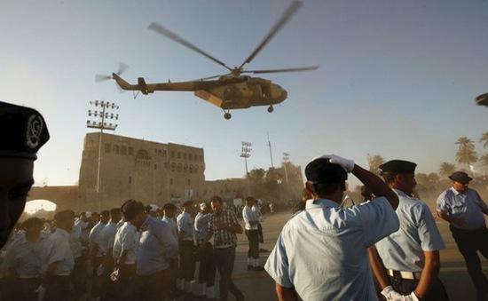 Bác sĩ Italy trở về sau 5 tháng bị bắt cóc ở Libya
