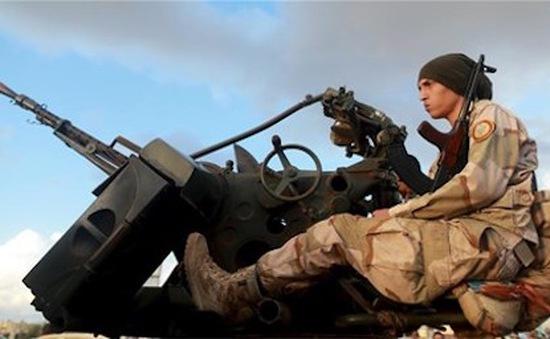 Máy bay cứu trợ y tế tại Libya bị bắn: Đã phát hiện 14 thi thể