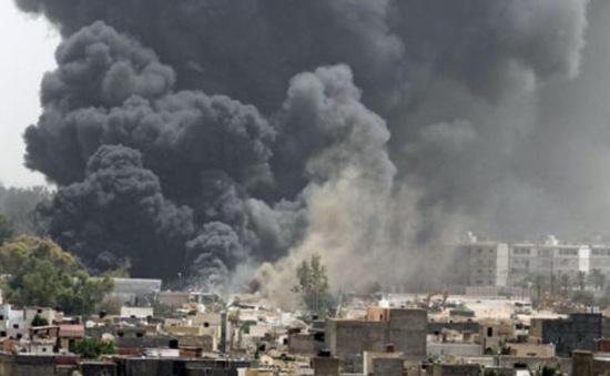 Hội nghị các bên xung đột tại Libya