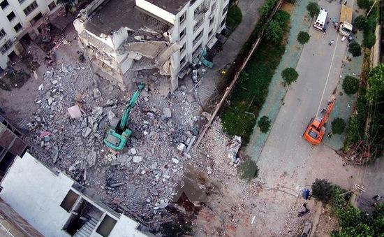 Vụ nổ ở miền Nam Trung Quốc: Nghi phạm đã thuê người chuyển phát bom thư