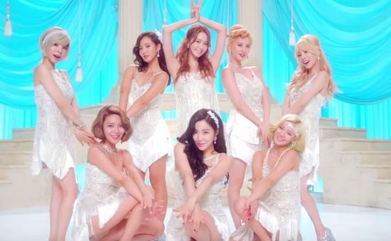Girls' Generation kiếm bộn tiền trong năm 2014