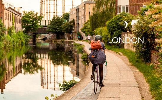 Đạp xe ở London - Nét bình yên giữa đô thị lớn