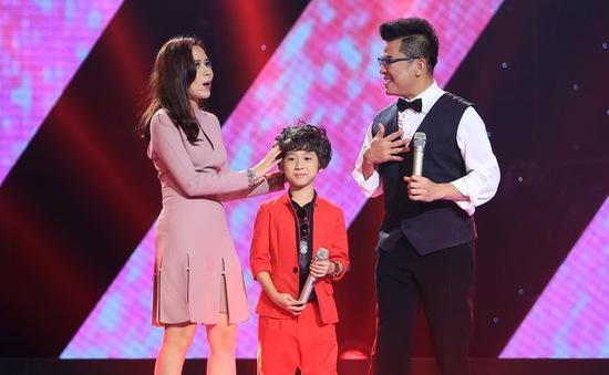 Giọng hát Việt nhí: Khán giả phát sốt vì hot boy 9 tuổi