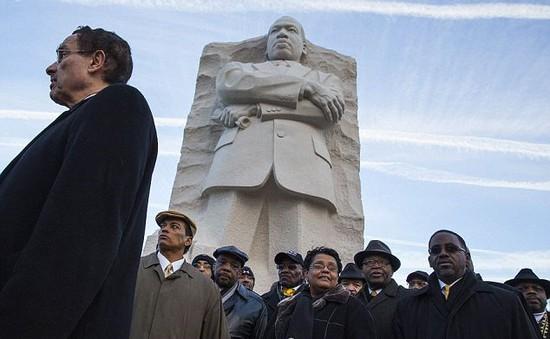 Diễn viên phim Selma diễu hành tưởng nhớ Martin Luther King