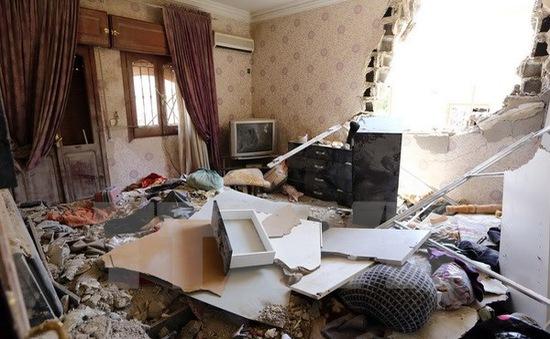 Bị tấn công bằng lựu đạn, lãnh sự quán Thổ Nhĩ Kỳ ở Libya đóng cửa