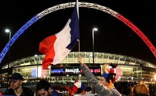 Quốc ca Pháp sẽ vang khắp sân cỏ Ngoại hạng Anh cuối tuần này