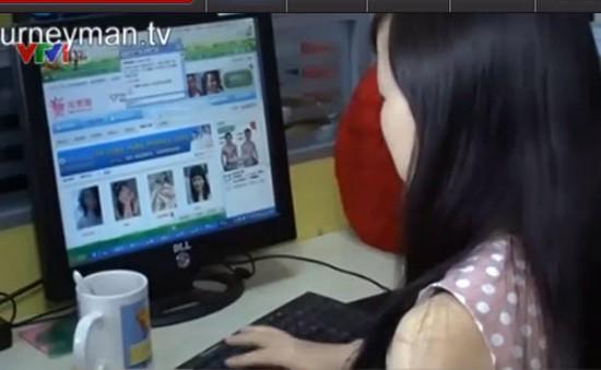 Trung Quốc: Bùng nổ dịch vụ mai mối trực tuyến cho nữ triệu phú