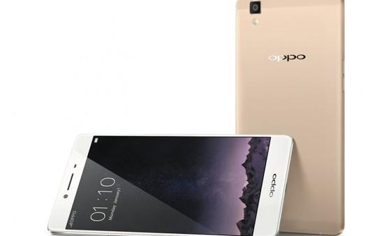 Oppo R7s chính thức trình làng với màn hình 5,5 inch, RAM 4GB