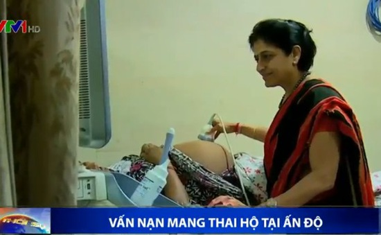 Mang thai hộ - Vấn nạn chưa dứt ở Ấn Độ