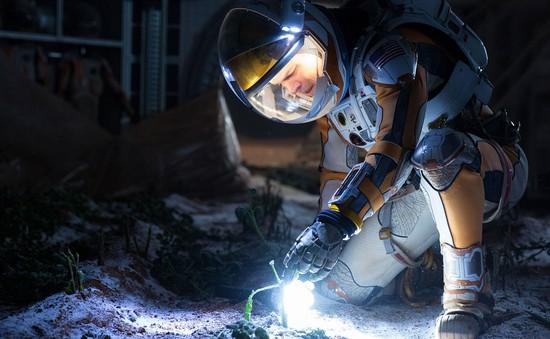 Hạ gục Goosebumps, The Martian sắp cán mốc 400 triệu USD