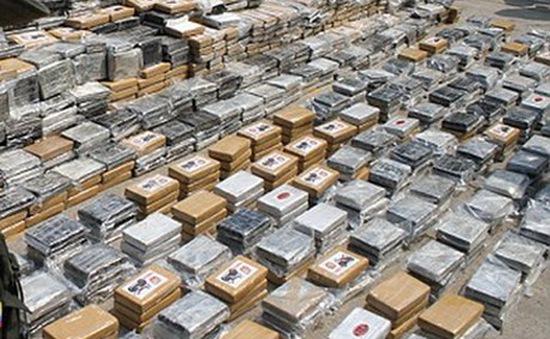 Thái Lan tiêu hủy 7 tấn ma túy trái phép