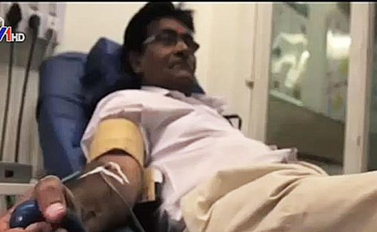 Ấn Độ: Bùng nổ thị trường buôn bán máu bất hợp pháp