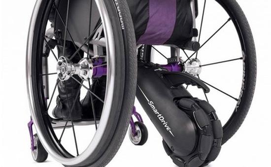 Smart Drive MX2 - Biến xe lăn thường thành xe lăn điện