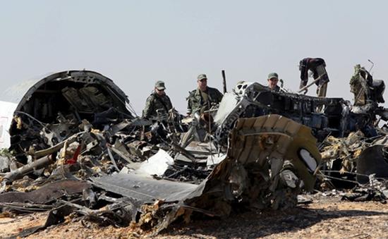 Máy bay Nga rơi ở Ai Cập là do khủng bố