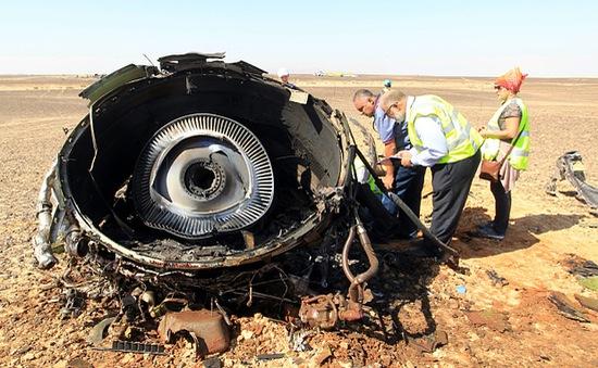 Máy bay Nga rơi tại Ai Cập: Máy bay có thể đã bị cài bom